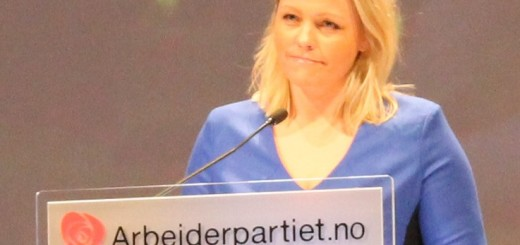 KOMMER TIL ELVERUM: Arbeiderpartiets nyvalgte partisekretær Kjersti Stenseng kommer til Elverum mandag 18. mai. Foto: Bjørn Jarle Røberg-Larsen