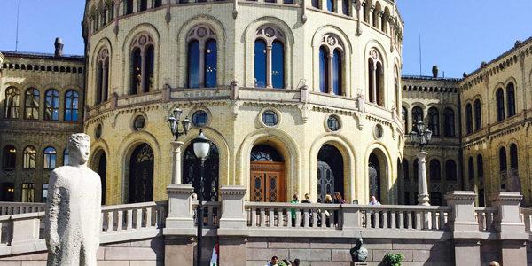 Møte om Curida på Stortinget
